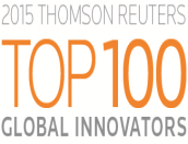 2015 Thompson Reuters Top 100 Global Innovators